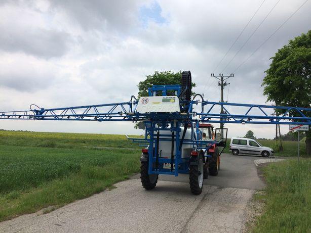 Opryskiwacz ciągany / przyczepiany 1700l hydraulik AGROFART AF1715HT