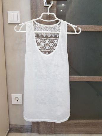 Майка,футболка белая