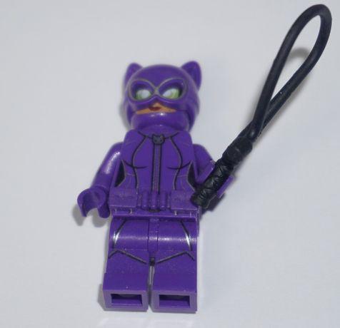 Lego Super Heroes / Batman - Catwoman - 70902 - minifigurka, ludzik