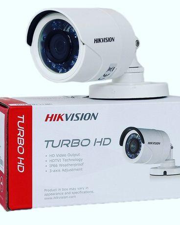 Установка видеонаблюдения и сигнализации