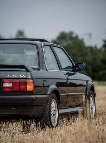 KIT BMW E30 325 IX original BMW embaladeiras e arcos Completo