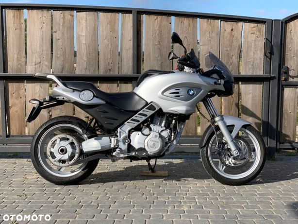 Bmw F 650 Cs Abs