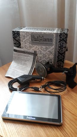 GPS навигатор Palmann 612A