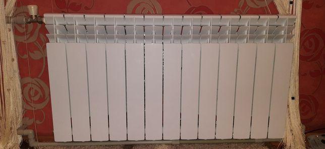 Бимиталический радиатор 13 секций