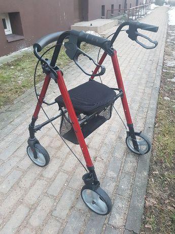 Ultralekki chodzik - podpórka rehabilitacyjna