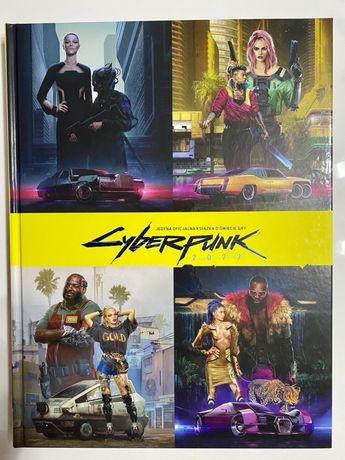 Cyberpunk 2077 Jedyna oficjalna książka o świecie gry