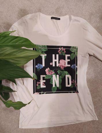 Biała bluza od Glo Story