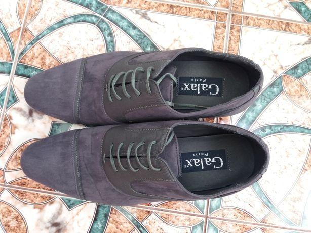 Замшевые туфли GALAX Paris
