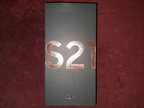 Nowy S21 + 6/128 Dual sim 5G czarny lub złoty
