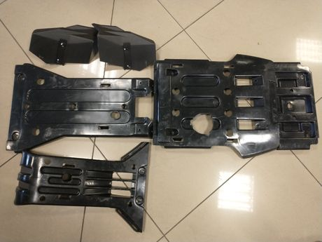 Osłony spodu do quada CF Moto 520 używane