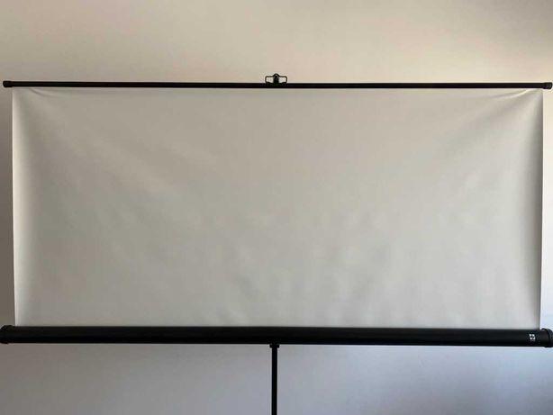 Ekran projekcyjny TRrpod 200x200 cm