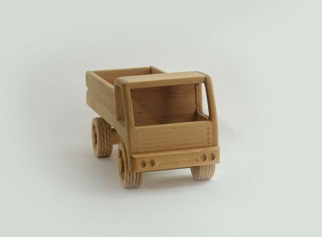 Самосвал Деревянная игрушка Самосвал