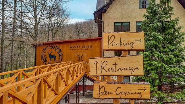 Złoty Jeleń - restauracja i dom Gościnny
