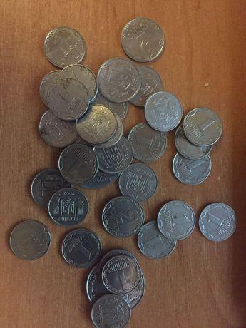 Продам монеты , 1копейка 2копейки Украина