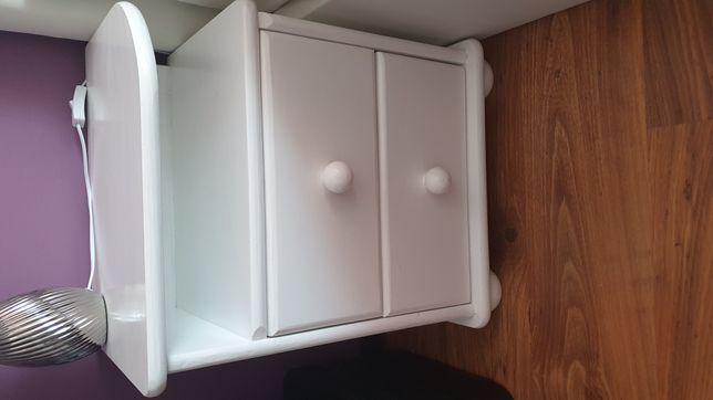 Stolik szafka nocna sosnowa