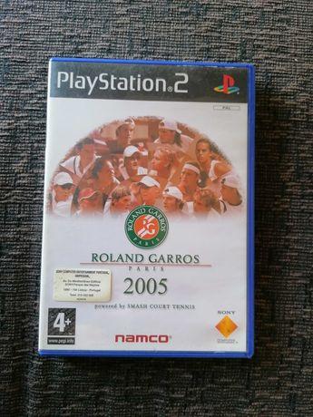 Roland Garros - Paris 2005 - Jogo PS2