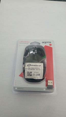 Rato Óptico AQPROX APPXM180B