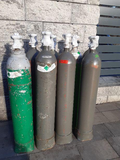 Butla Butle gazowe Co2 , Dwutlenek Węgla 6kg 8 l., pełne. EST-GAZ
