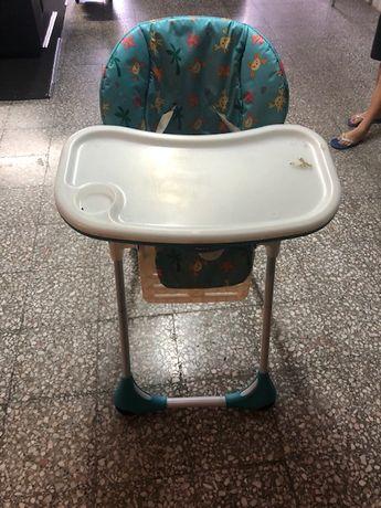 Cadeira de Refeições Bebe