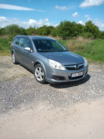 Opel Vectra C lift