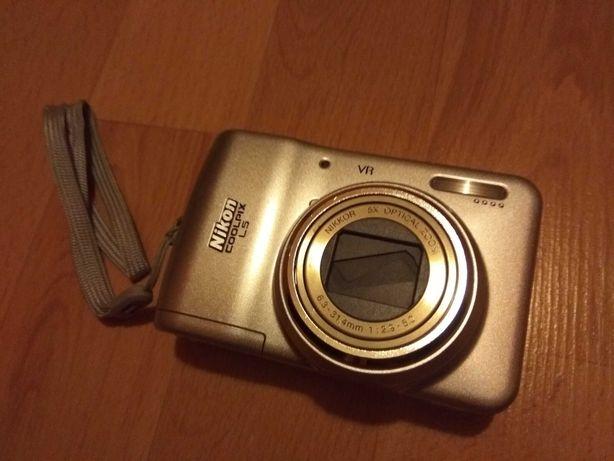 Aparat cyfrowy Nikon Coolpix L5