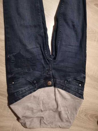 Sprzedam spodnie ciążowe rozmiar 34