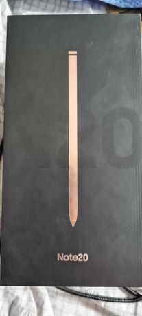 Note 20 mystic bronze/c garantia