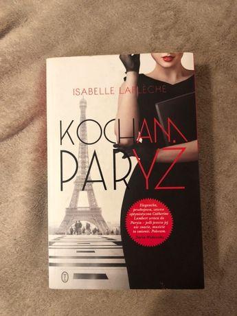 Kocham Paryż Isabelle Lafleche