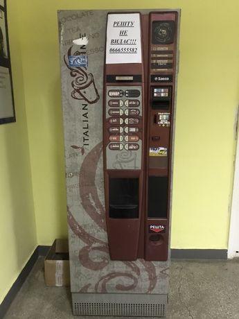 Кофейный автомат Saeco Cristallo 400 саеко