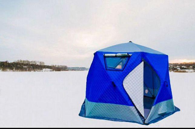 Зимняя палатка mimir 2020
