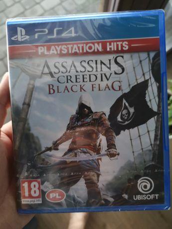 Assassin creed black flag! Nowa gra na ps4! Folia