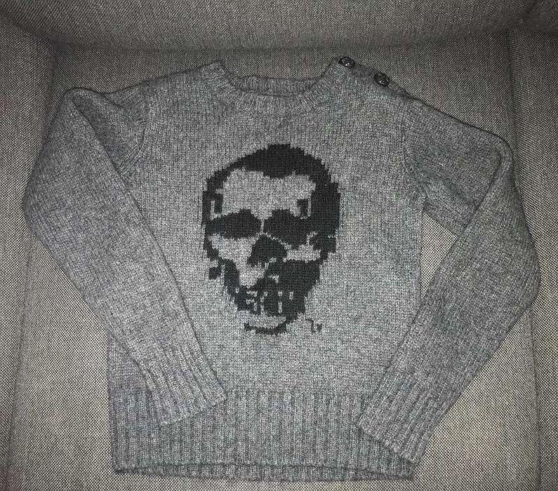 Zadig & Voltaire Sliczny,cieplutki sweterek,rozm.140 Tychy - image 1