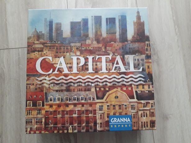 Okazja!!! Gra planszowa Capital.