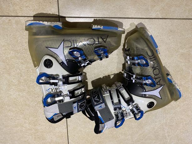 Buty narciarskie Atomic rozm 24-24,5