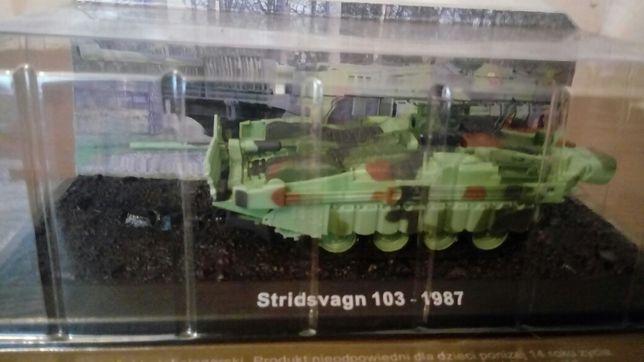 Repliki modele pojazdów wojskowych kolekcja