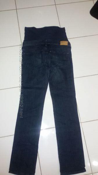 Продам джинсы, платье, сарафан, кофточки для беременных 34 и 36р