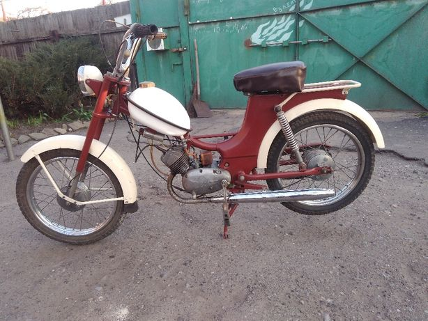 Продам мопед Рига-4