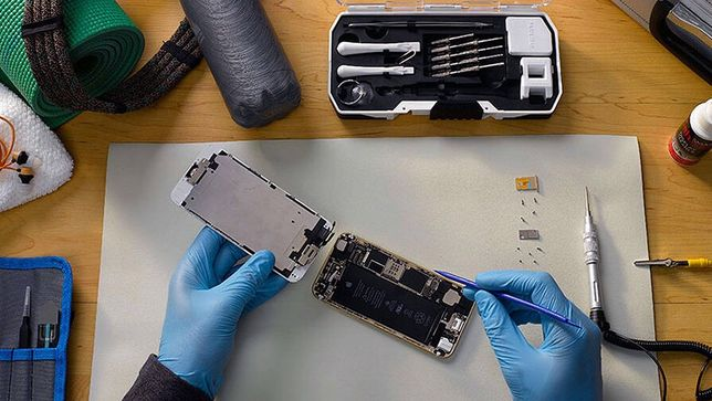 Ремонт LCD Дисплей Экран iPhone 5 6 7 8 X XS Max 11 11pro на дому