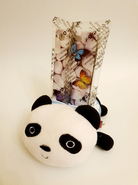 Чехол для Sony XZ1 Compact и подставка для телефона панда
