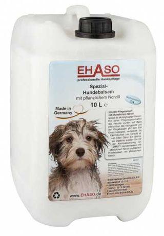 EHASO odżywka balsam dla psa 500 ml koncentrat 1:4 olej norkowy