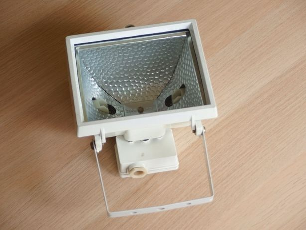 Reflektor halogenowy LED 500W oprawa aluminiowa R7S 118mm