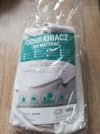 Ochraniacz na materac  100x200 80'%bawełna