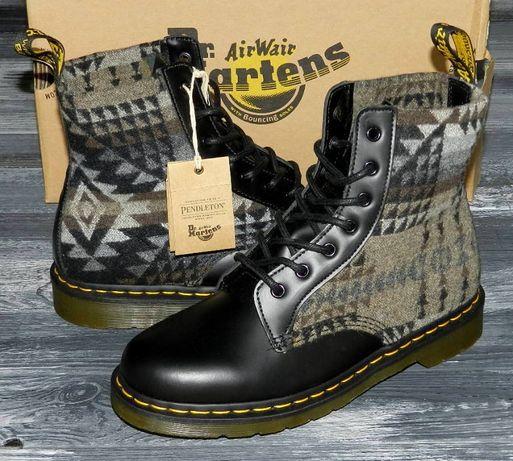 Dr. Martens оригинальные, кожаные невероятно крутые ботинки 41-45