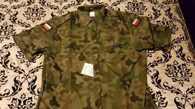 Koszule militarne