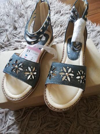 Sandały rozmiar 31
