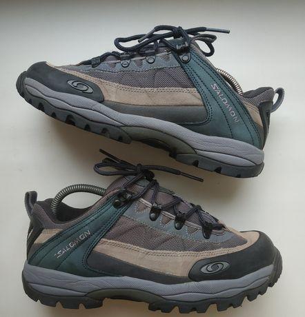 Кроссовки (40.5) Salomon la sportiva salewa scarpa