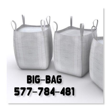 Worki Big Bag Nowe na Pellet 90/90/165cm ! H U R T !