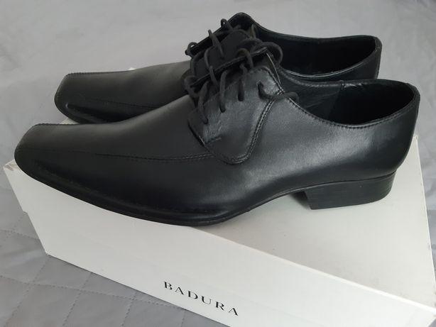 Eleganckie buty męskie - rozmiar 43/44