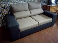 Sofá Córdoba com 190 cm, novo de fábrica