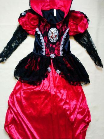 Для школярів 11-12 років карнавальне плаття